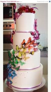 butterfly wedding cake our wedding pinterest butterfly