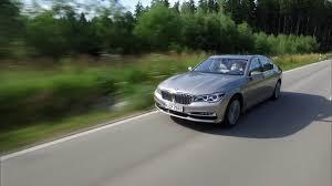 bmw g12 740le xdrive sedan iperformance driving scenes youtube