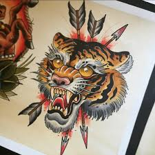 pin by duy nguyễn on designs tiger