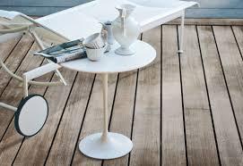 Tulip Side Table by Saarinen Tulip Side Table By Knoll Stylepark