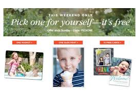shutterfly free cards free 16x20 photo or free magnet