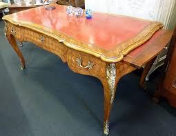bureau napoleon 3 a parisian bureau plat desk miguel meirelles antiques
