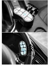 accessories nissan grand livina joying aftermarket universal steering wheel control adaptor for