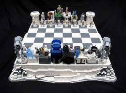 star wars chess sets awesome star wars empire strikes back lego chess set geektyrant