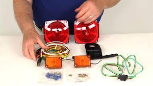 wiring diagrams 5 pin trailer plug 4 way utility showy lights