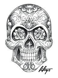 Sugar Skull Pumpkin Carving Patterns by Sugar Skull Google Search Tattoos Pinterest Sugar Skulls
