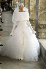 best wedding dresses best chanel wedding dresses these are the chanel brides