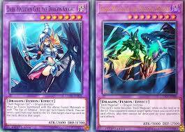 dark magician the dragon knight deck