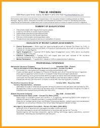 insurance resume exles insurance resume exles senior property er resume sle objective
