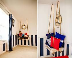 Hanging Chair For Kids 8 Diy Hanging Chairs You Need In Your Home Brit Co