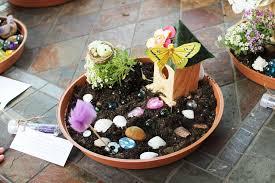 fairy garden birthday party home party ideas