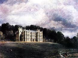 Englefield Berkshire Berkshire History John Constable U0027s U0027englefield House U0027 1832