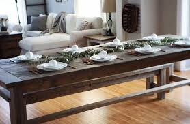 farmhouse dining room furniture farmhouse dining table u0026 some thanksgiving inspiration by emma