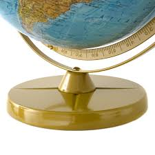 justglobes atlantis kids globe with blue ocean desk globe the