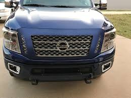 Nissan Titan Grill Missing Differences Between Pro 4x And Platinum Reserve Page 2