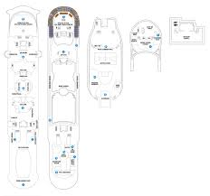 Cruise Ship Floor Plans by Freedom Decks11 15 Jpg