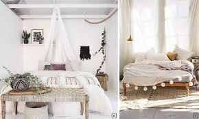 deco chambre boheme déco bohème chic une chambre romantique bnbstaging le