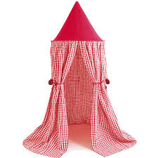 Hanging Tent by Red Gingham Hanging Tents