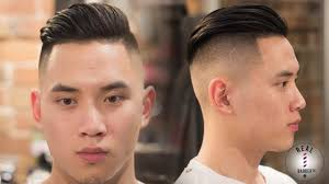 men u0027s haircut skin faded undercut 2016 realbarbertv youtube