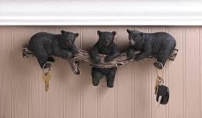 bear trio hooks