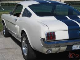 cobra shelby gt 1965 muscle collectible rare classic mustang 65