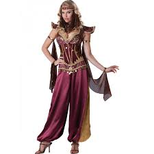 halloween costume jewelry desert jewel womens harem costume prince of persia costume
