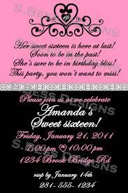 sweet sixteen invitation templates u2013 orderecigsjuice info