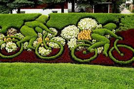 Wacky Garden Ideas Totally Wacky And Unique Garden Shrubs Bushes And Hedges
