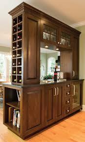 Cherry Espresso Cabinets Kitchen Gallery U2014 Hertco Kitchens Llc