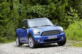 want a regular mini countryman or paceman with all4 it u0027s coming