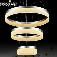 Outdoor Pendant Light Fixture New Modern Led Ring Pendant Light Arcylic Circle Led Pendant L