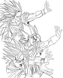 dragon ball coloring pictures coloring pages kids