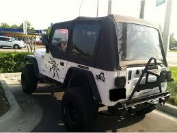 jeep safari net top smittybilt wrangler oem replacement soft top w tinted windows