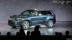 srt jeep 2014 2014 jeep grand cherokee srt presentation at detroit auto show