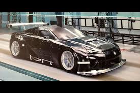 lexus lfa gt updated lexus gt racer breaks cover speedhunters