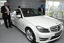 mercedes c class price in india mercedes launches c class amg business line