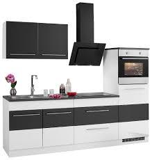 K Henzeile G Stig Stunning Küchenzeile 240 Cm Mit Geräten Photos House Design