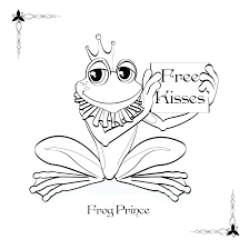 free printable frog themed tags cycle book pictures