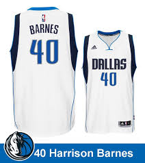 Harrison Barnes Shirt Dallas Mavericks Gears Online Shop