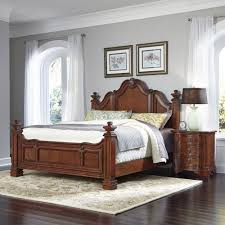 Santiago Bed Frame Santiago King Bed And Nightstand Homestyles