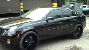 2006 cadillac cts rims for sale cadillac cts on 24 s