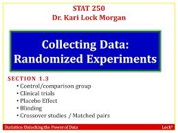 What Is Blinding In Statistics Statistics Unlocking The Power Of Data Lock 5 Stat 250 Dr Kari