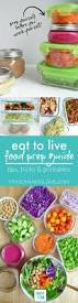 the eat to live fridge printable shopping list eating plans and