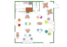 awesome italian restaurant floor plan with kitchen lively plans