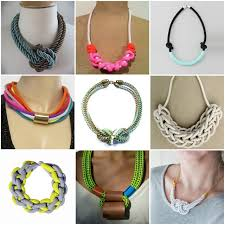 chain rope necklace diy images 222 best braided necklaces images diy jewelry jpg