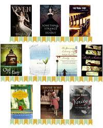 top ten historical fiction novels