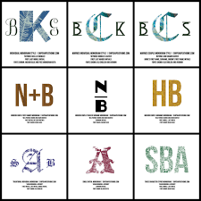 initial fonts for monogram shipshape monogram shop shipshape at home