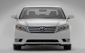 2012 toyota avalon information and photos zombiedrive