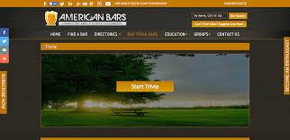 American Bar American Bars Long Beach Web Design Bsg Portfolios