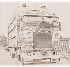 kenworth truck drawings u2013 images free download